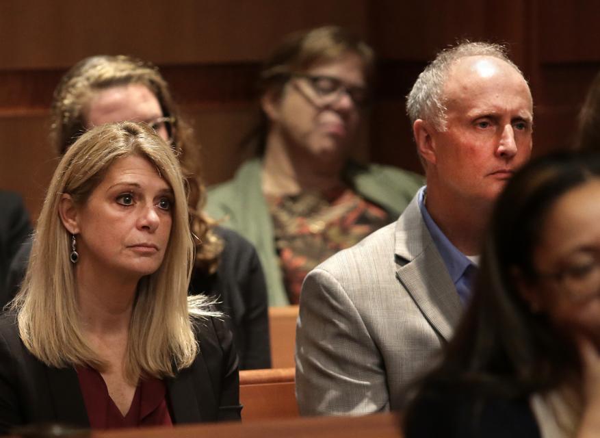 Michelle Carter Parents >> Appeal Heard In Suicide Case The Boston Globe