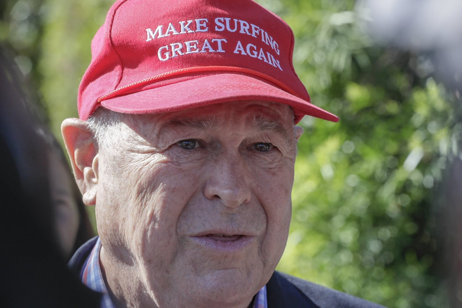 Ousted Representative Dana Rohrabacher was among seven GOP congressional candidates to lose in November, costing the party half its seats in the state. — Photograph: Robert Gauthier/Los Angeles Times.